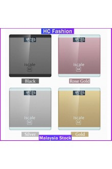 HC Iscale SE Digital Body Scale High Accuracy Weight Scale Machine Timbang Scale
