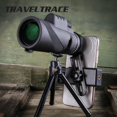 Powerful Monocular Long Range 1000m Telescope for Smartphone 40X60 Military Spyglass Zoom High Quality HD Hunting Optics Scope