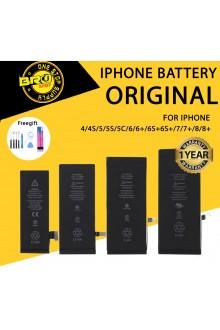 [Free Tools/Gift] iPhone 100% Original Battery for 4 4S 5 5S 5C 6 6S 7 8 Plus X Se Xr Xs Max 6plus 6splus 7plus 8plus