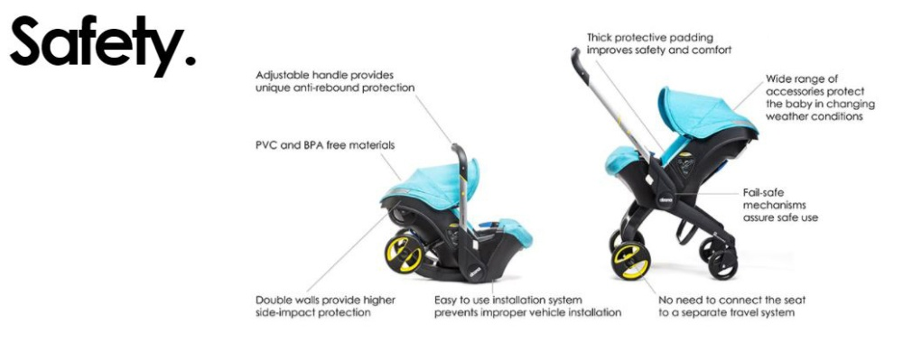 Doona-Car-Seat-Stroller-Night-Buy-sell-online-Prams-with-cheap-price-DO966TBAAA0
